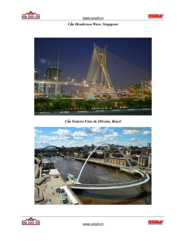 Chiêm ngưỡng những chiếc cầu đẹp nhất thế giới Slide 3