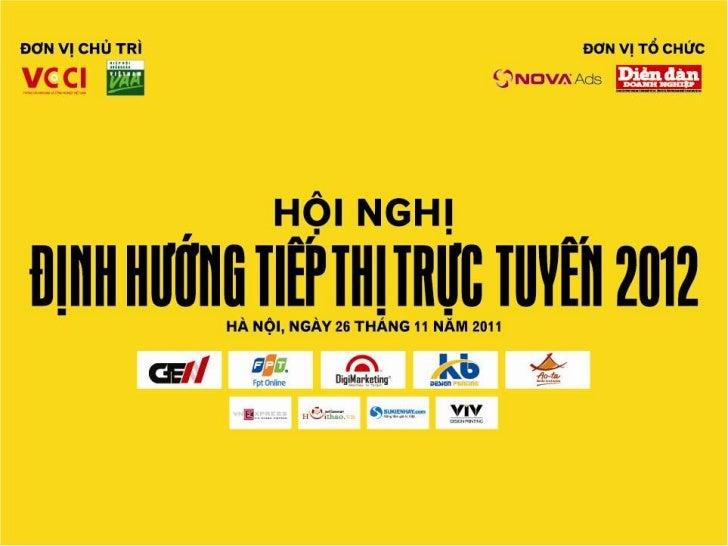 Chiến lược Quảng cáo tìm kiếm      dành cho Lãnh đạo Diễn giả: ông Nguyễn Minh Quý           Tổng Giám đốc Nova Ads