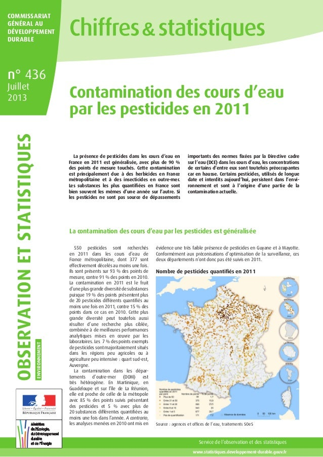 OBSERVATIONETSTATISTIQUES Service de l'observation et des statistiques www.statistiques.developpement-durable.gouv.fr COMM...