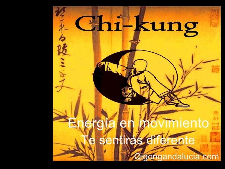Energía en movimiento   Te sentirás diferente Qigongandalucia.com