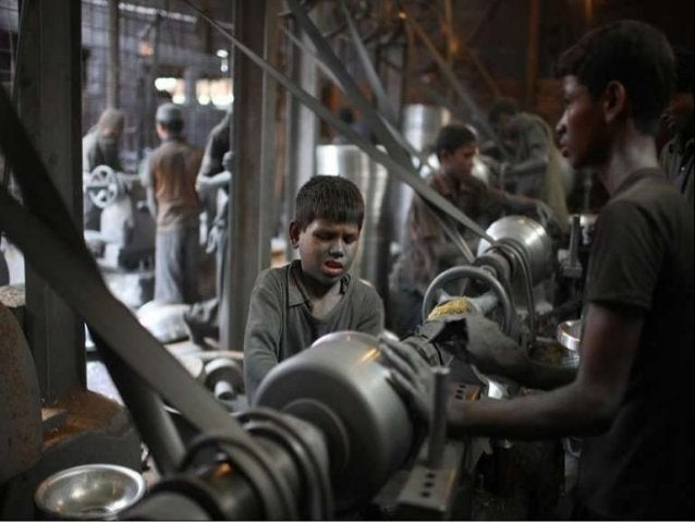 CHILD LABOUR: STILL A BIG CHALLENGE Despite a law in force in India, prohibiting child labour, millions of children to be ...