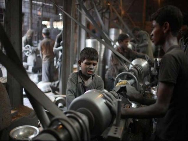 Child labour: A social evil