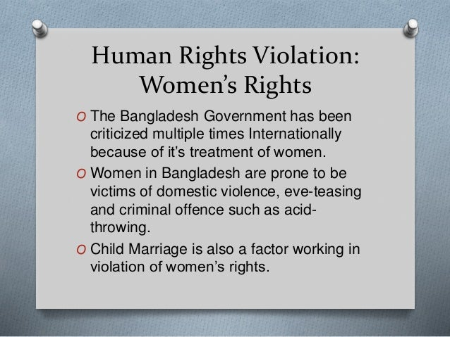 human rights in bangladesh Xem video  an insight into bangladesh's clothing supply chain and working conditions in the country's garment factories 17 oct 2016 14:37 gmt bangladesh, human rights.