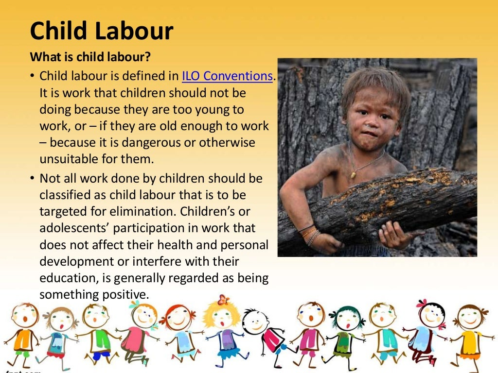 problematising the concept of child labour in a capitalist and heteronormative society Start studying soc 138 final learn minimum wage, child labor laws women's place in the capitalist division of labor is invisible because housework is not.