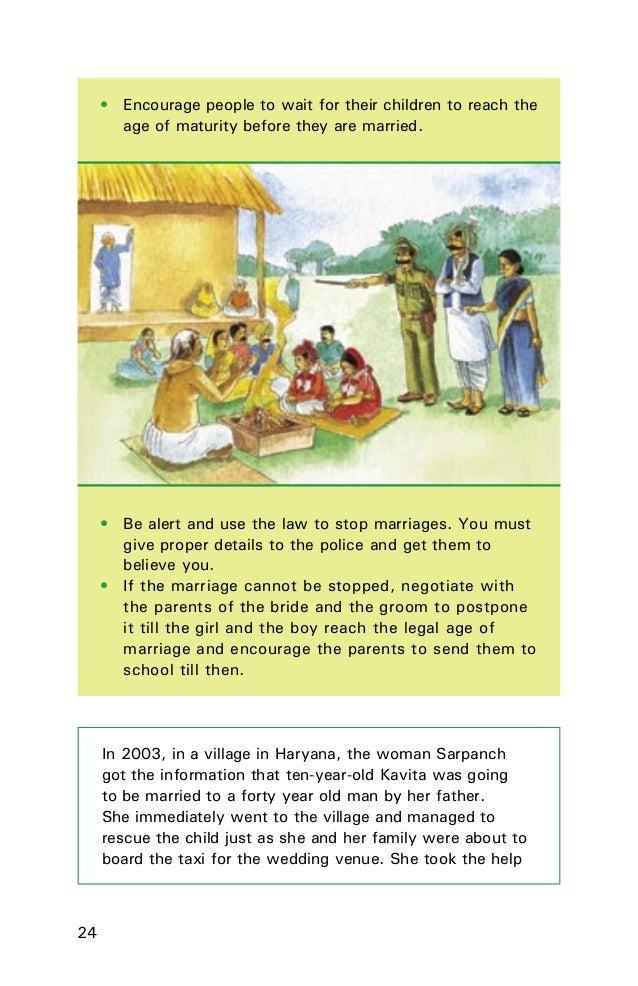 Child Protection A Handbook for Panchayat Members