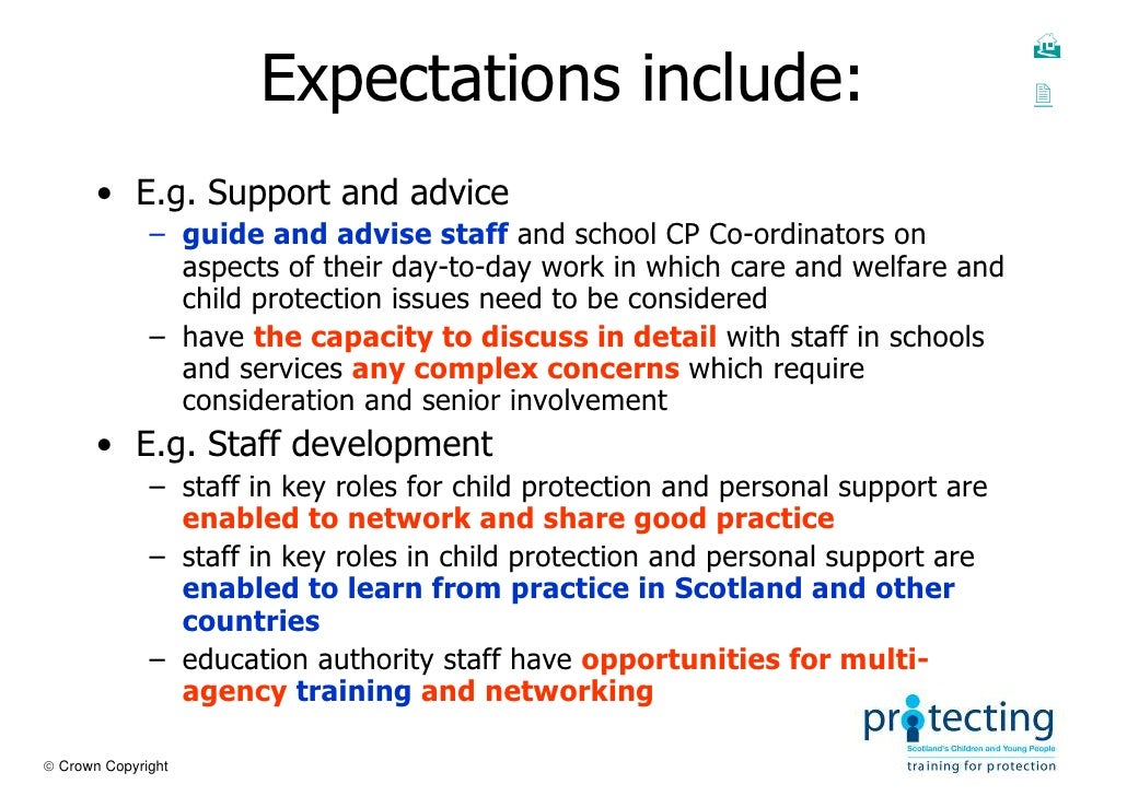 working practices for child protection The signs of safety child protection practice framework 3 1 introduction the department for child protection (dcp the department) adopted signs of safety as its  of child protection working relationships closely reflect the typically messy lived experience of the workers, parents, children and other professionals who are doing the.