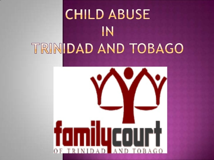 """ Thedefinition of a minor is that of """"a person under eighteen years of age"""" (Trinidad and Tobago 11 Nov. 1986, Sec. 2)."""
