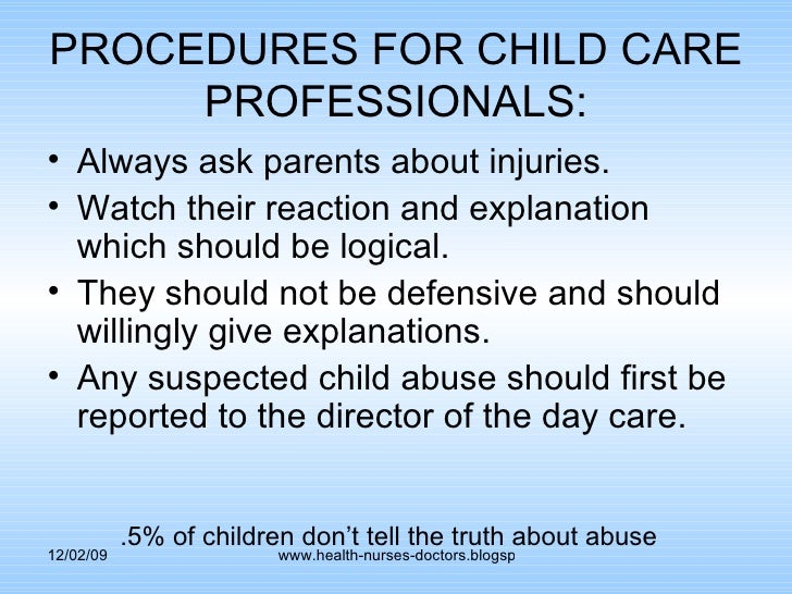 proceedure if a child is lost Procedure for if a child is not collected if a child is not collected within half an hour of the arranged time, without notification, i will try to contact the parent(s.