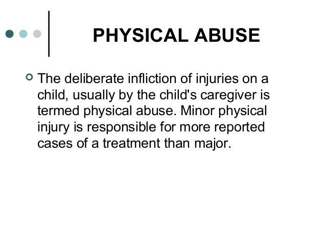 childhood sexual abuse clinical presentations and Information on the effects of child sexual abuse,  clinical neurosciences  the abuser does not care about the reactions or choices of the child child sexual .