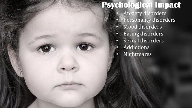 child abuse and the development of Do you know what the warning signs of child abuse  words can hurt and emotional abuse can severely damage a child's mental health or social development.