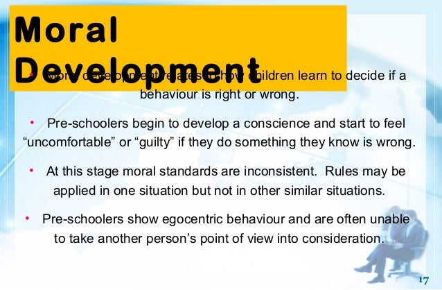 adolescent moral development Parental influence on the emotional development of children by bethel moges and kristi weber when most people think of parenting, they picture changing diapers.