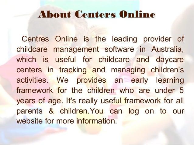 childcare management