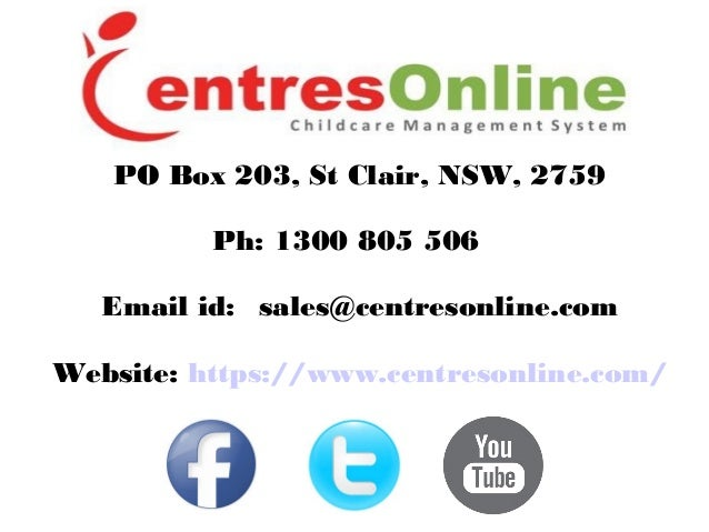 Child Care Management. Your All-in-One Solution.