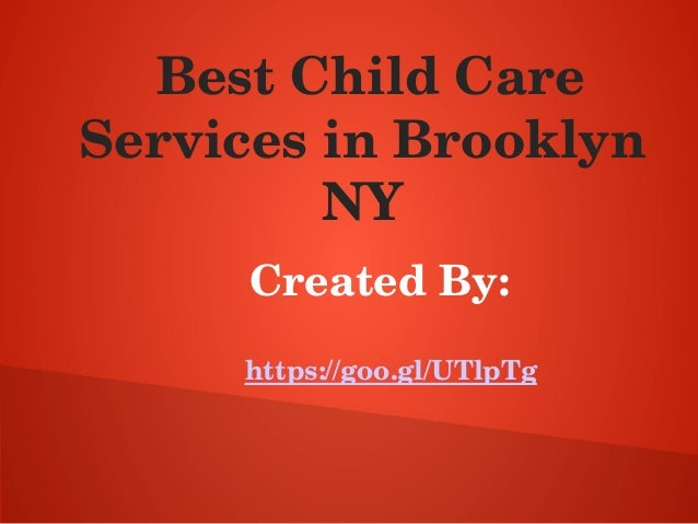Child care services in brooklyn ny