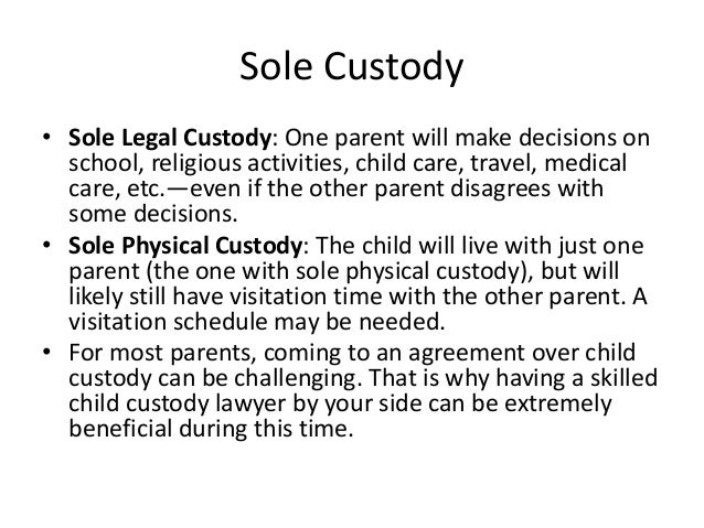 Australian Child Custody Laws, Know Your Custody Rights And Win