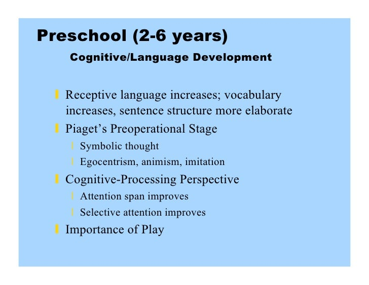 102708d Child Development