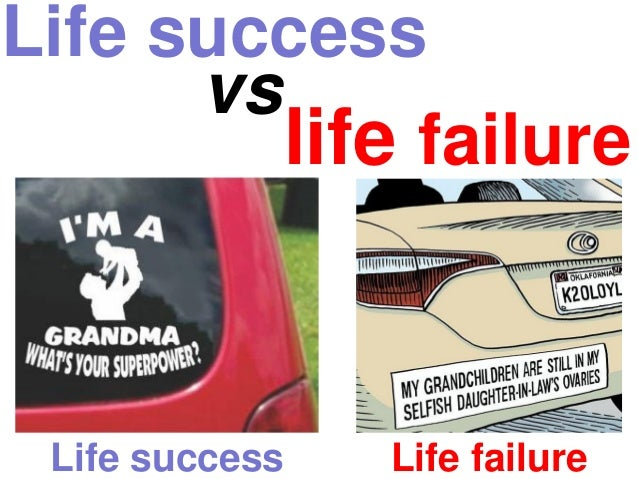 Childfree me not: life success vs life failure