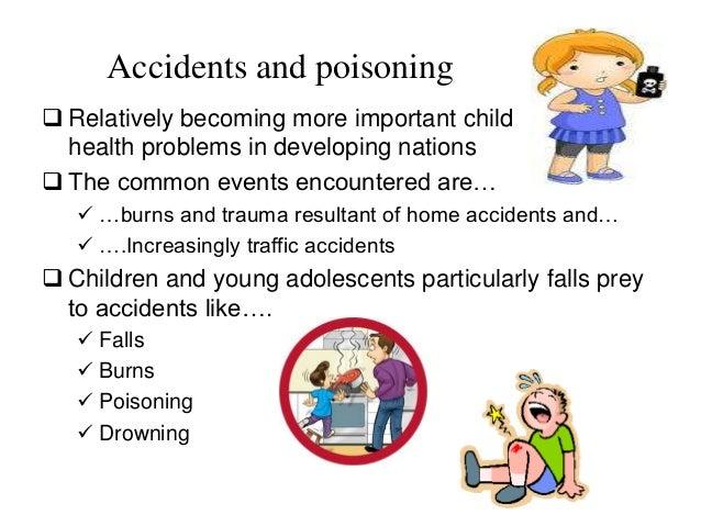 Child health problems