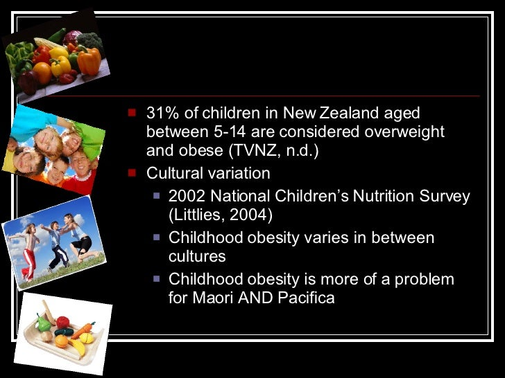 obesity in new zealand essay