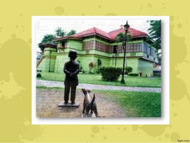 rizals influences from paciano He was dr jose rizal's brother, señor paciano and he lived the rest of his days  right here in los baños a house with a history 'ñor paciano rizal's home.
