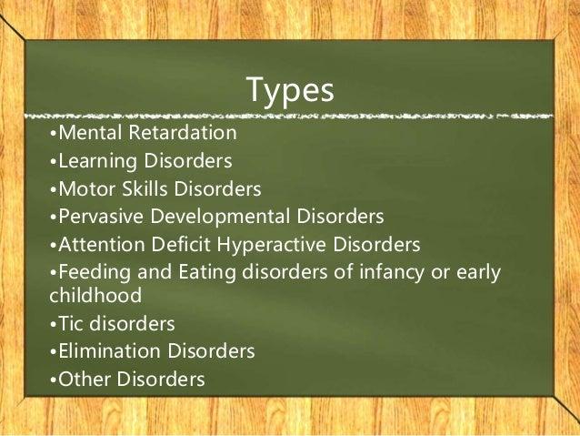 Childhood Psychiatric Disorders >> Childhood Psychiatric Disorders