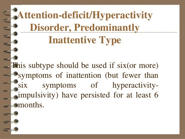 Attention Deficit Hyperactivity Disorder (ADHD) and Mood Disorders