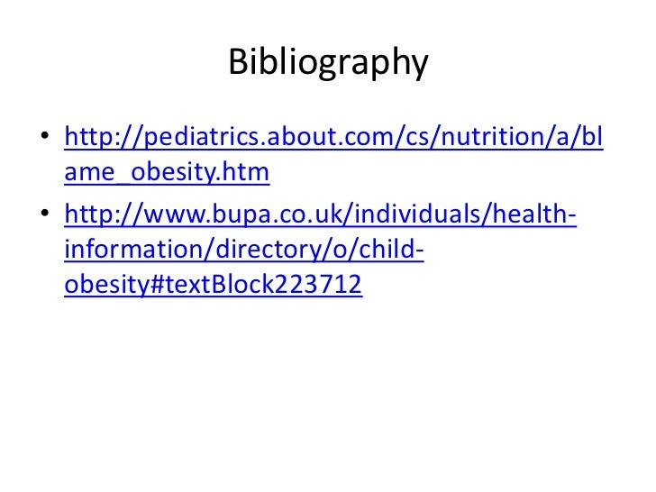reducing childhood obesity essay School obesity prevention recommendations: complete list the foundation for lifelong good health is laid in childhood white house task force on childhood obesity.