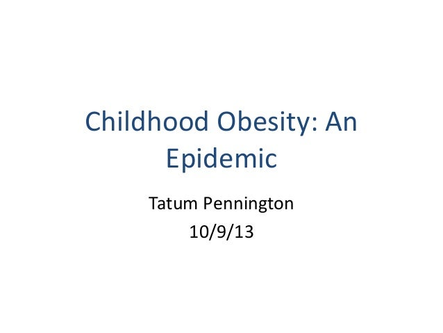 solving the childhood obesity epidemic essay List of attention-grabbing topics for problem solution essays  a problem solution essay is a paper in which you  how can the childhood obesity epidemic be.