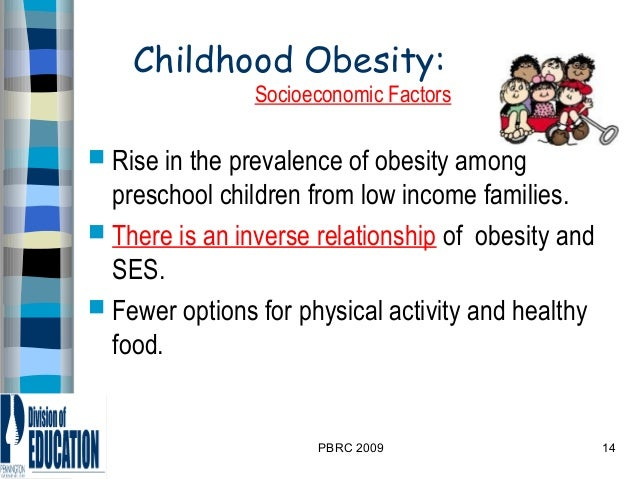 Childhood Obesity Basics