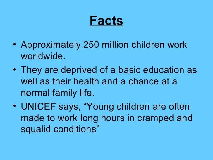 Child Labour Gap