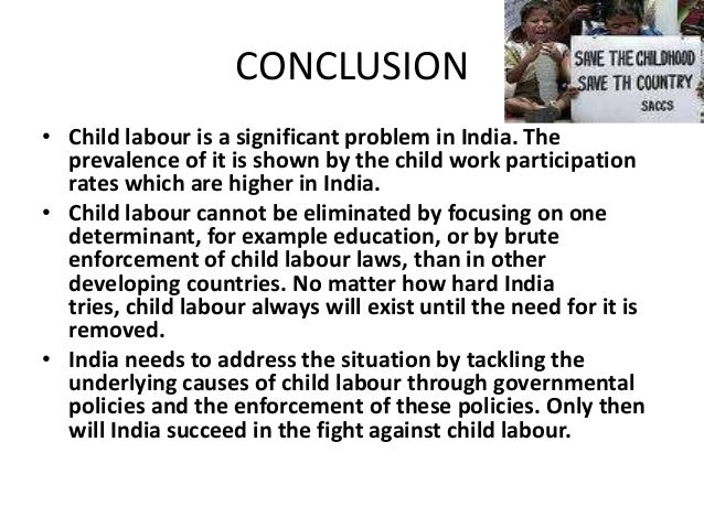 The complex issue of child labour