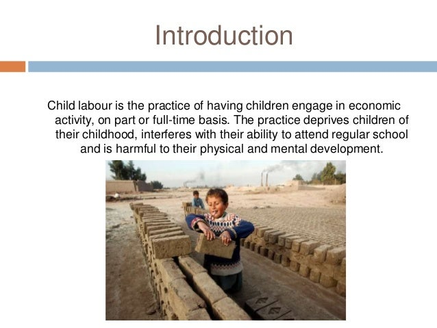 child labour essay  child labour laws and regulations  conclusion 3