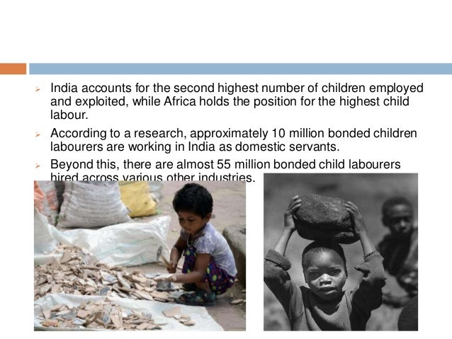 children labour essay Child labour is often defined as work that deprives children of their childhood, their potential and their dignity, and that is harmful to physical and mental development.