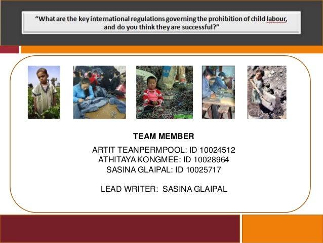 TEAM MEMBER ARTIT TEANPERMPOOL: ID 10024512 ATHITAYA KONGMEE: ID 10028964 SASINA GLAIPAL: ID 10025717 LEAD WRITER: SASINA ...