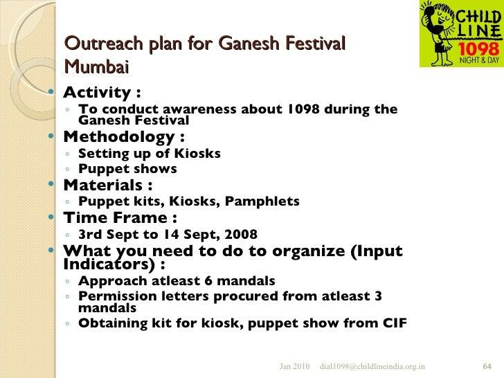 Childline india outreach program outreach plan stopboris Gallery