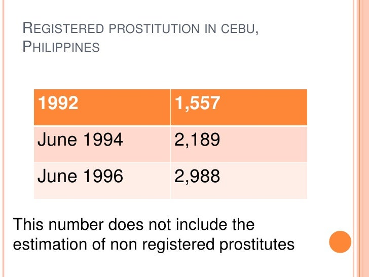 prostitution in the philippines Al jazeera reported earlier this year that $400m is spent on prostitution in the philippines each year, a large chunk of that from the pockets of australian sex tourists.