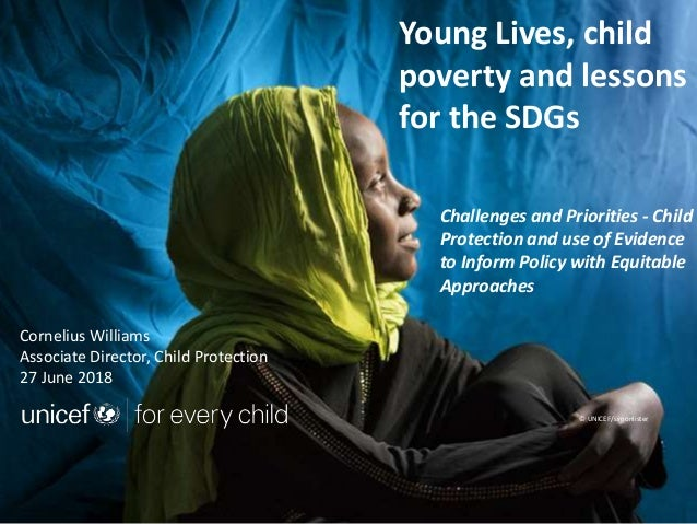 Challenges and Priorities - Child Protection and use of Evidence to Inform Policy with Equitable Approaches © UNICEF/simon...