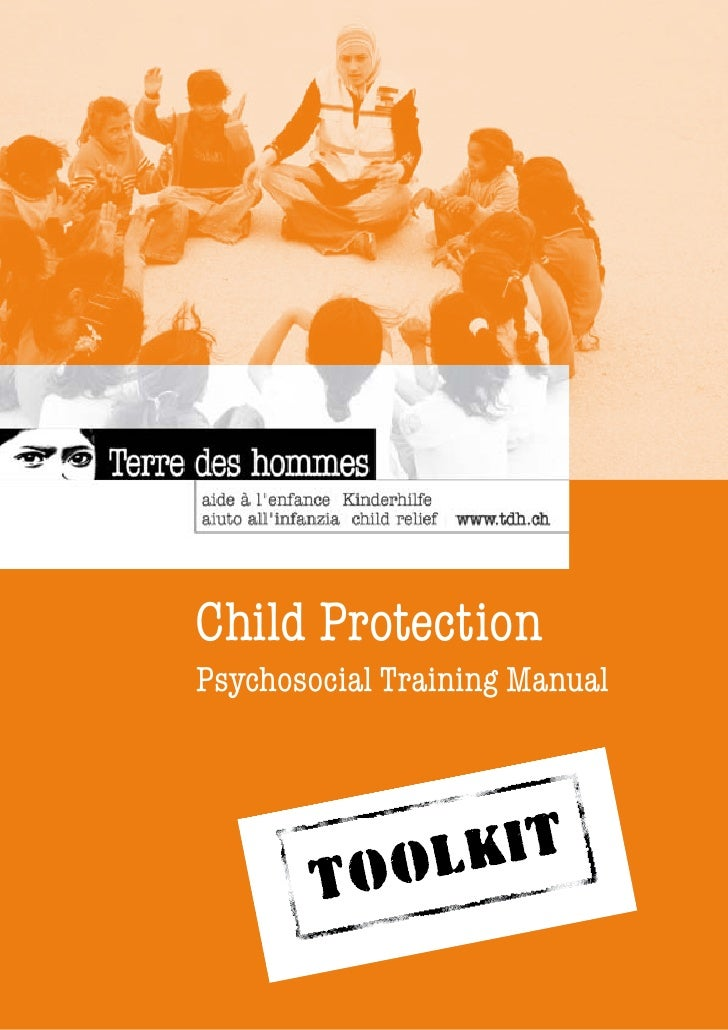 Child Protection Psychosocial Training Manual