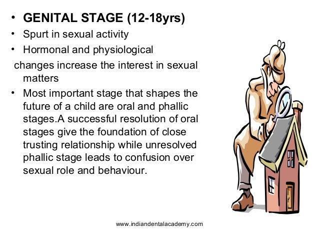 latency stage psychology