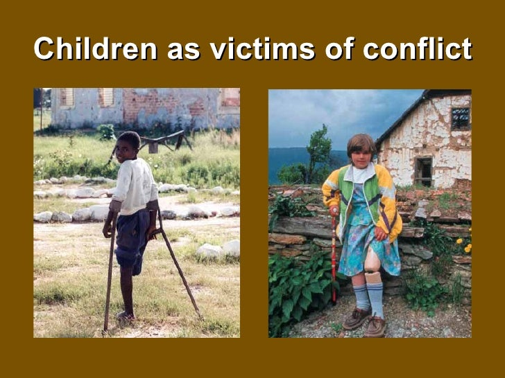 victims of conflict can be the Conflict can happen when family members have different views or beliefs that clash peaceful resolution depends on negotiation and respect for the other person's point of view seek professional advice if you think you need help conflict can happen when family members have different views or.