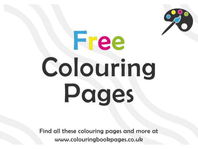 in need Colouring Pages and Kids Colouring Activities