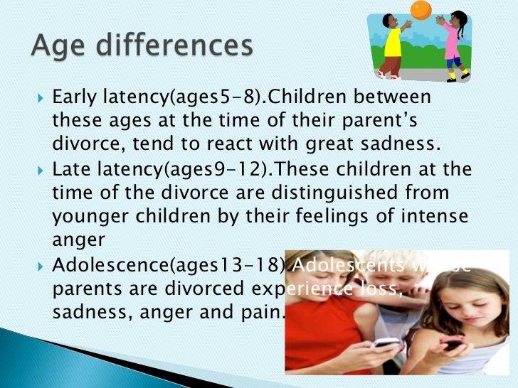 Children and divorce 1