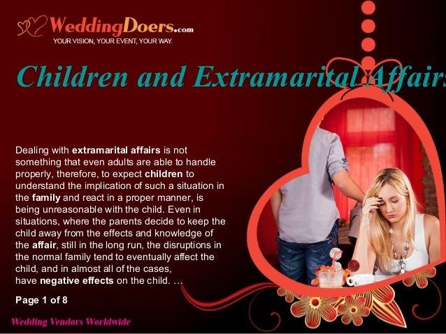 Effects of extramarital affairs