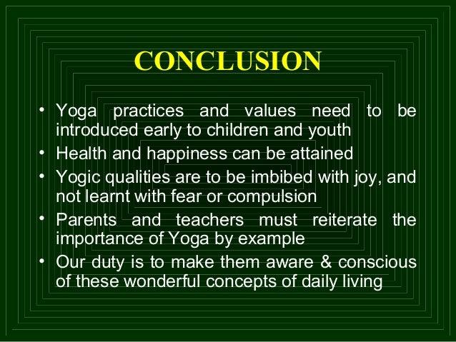 Important O Yoga Theory Wholistic Development 14
