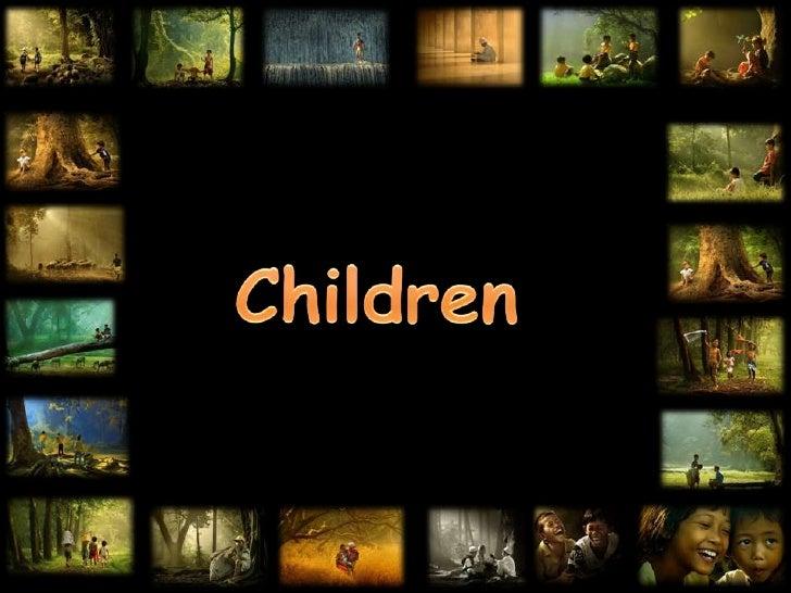 Children<br />