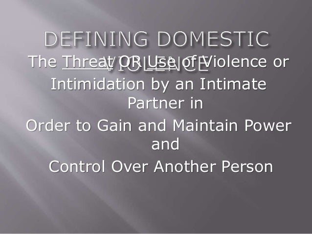violence and its effect on the Much of the client population we serve in the field of social work, have  experienced or at least witnessed some form of violence whether it is.