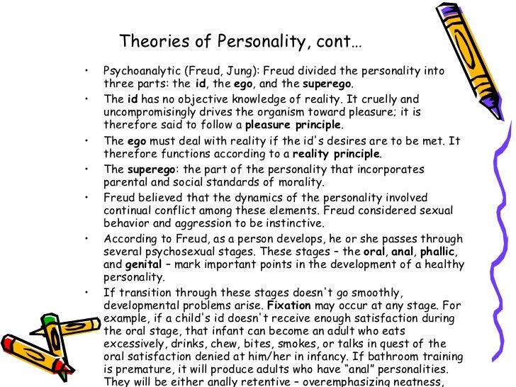 Personality development of children who matters