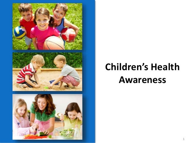Children's Health Awareness 1