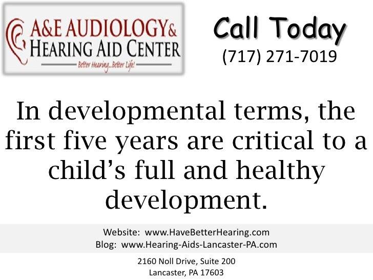Children Should Hear AND Be Heard Slide 2