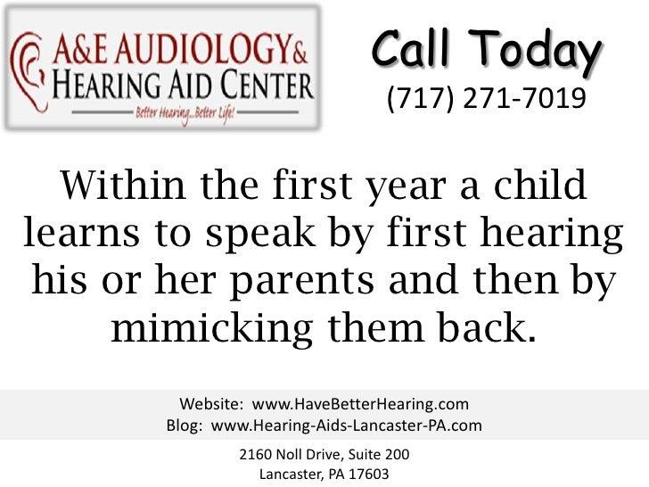 Children Should Hear AND Be Heard Slide 3
